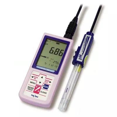 日本TOA DKK东亚电波HM-31P手持式数显酸碱度计PH计