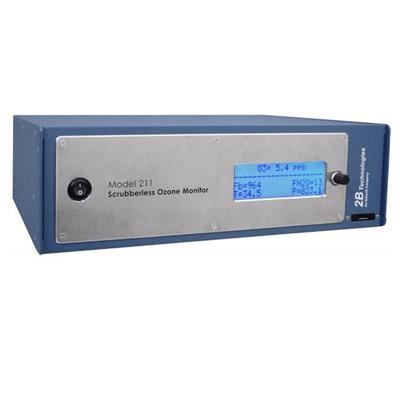 美国2B Tech 211型 无洗涤臭氧监测仪