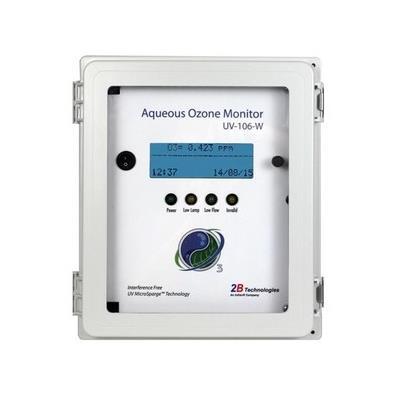 美国2B Tech  Model UV-106-W 水性臭氧监测仪