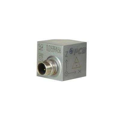 美国进口PCBTLD339A36型三轴加速度振动传感器