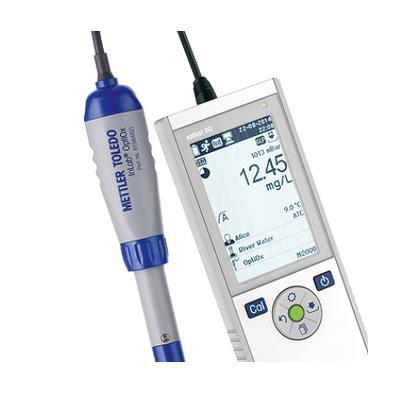 梅特勒-托利多溶氧仪 S9-Meter 便携式溶氧仪 订货号:30232191