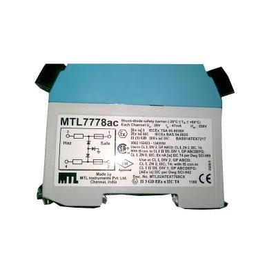 英国MTL 安全栅 MTL7778AC