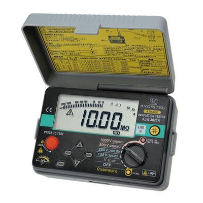 日本共立/克列茨KYORITSU  KEW3023A 绝缘电阻测试仪