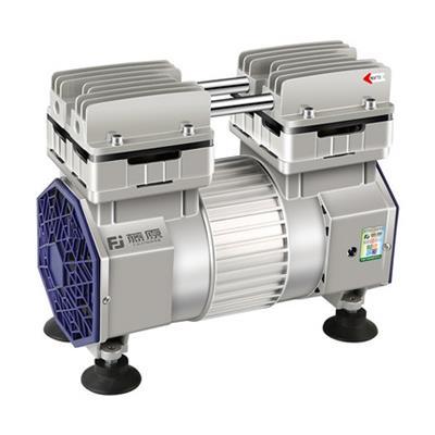 藤原 空压机头 580W接电容
