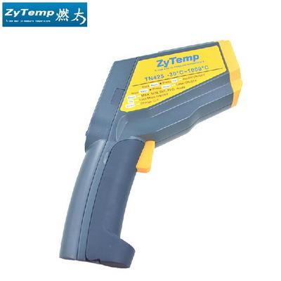 台湾燃太Zytemp TN435 双激光LED照明红外线测温仪测温枪