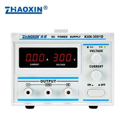 兆信 KXN-3001D 大功率开关直流稳压电源0-300V/0-1A