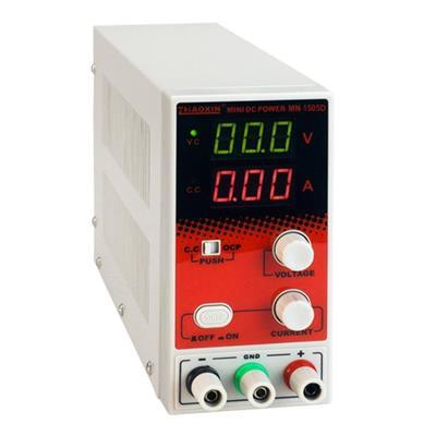 兆信 MN-1505D 大功率开关直流稳压电源0-15V/0-5A