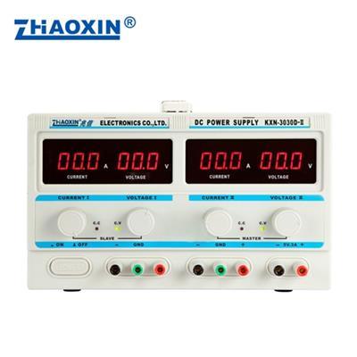 兆信 KXN-3030D-II 稳压电源直流可调30V30A两路独立输出可调开关电源数显兆信电源