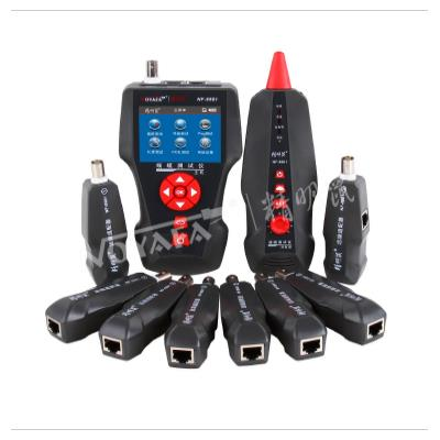 精明鼠全功能线缆测试仪 NF-8601W