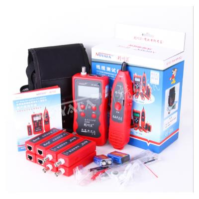 精明鼠无噪音线缆长度测试仪NF-868W
