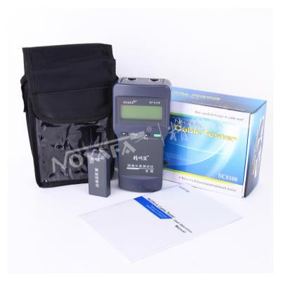 精明鼠NF-8108网线断点长度测试仪