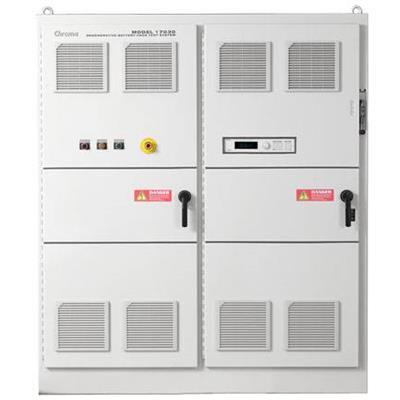 台湾致茂ChromaModel 17030能源回收式电池包测试系统