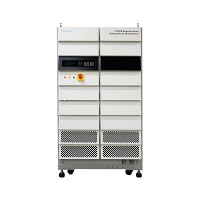 台湾致茂ChromaModel 17040能源回收式电池模组测试系统
