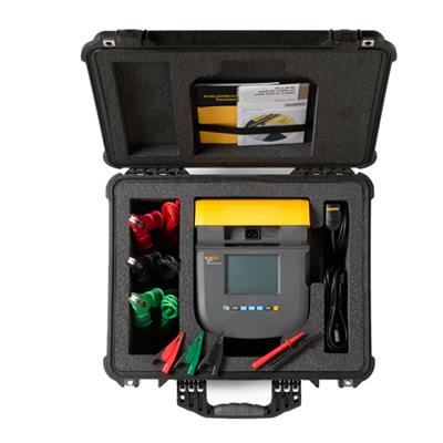福禄克Fluke1550C-KIT绝缘电阻测试仪F1550Ckit数字式兆欧表套件