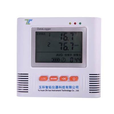 智拓仪器 i500-TH温湿度记录仪 GSPGMP库房 医药 阴凉库 机房