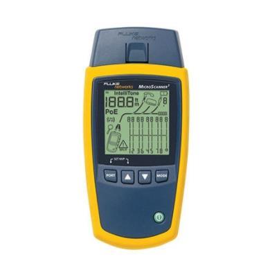 美国福禄克 FLUKE MS2-TTK 铜缆验证测试仪 网线测试仪 电缆验证测试仪