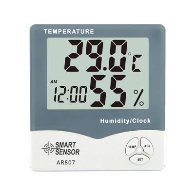 希玛 数字式温湿度计 AR807