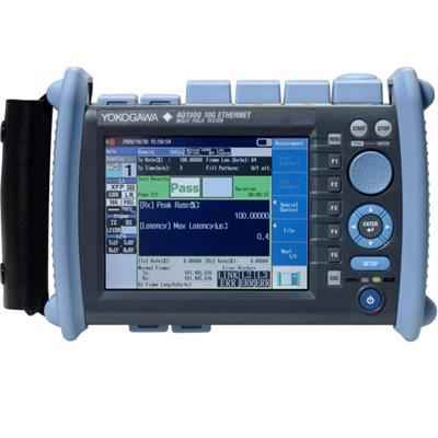 日本横河 AQ1300 以太网手持式测试仪 AQ1300 MFT-10GbE 10G