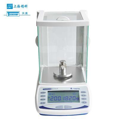 上海精科天美 FA1204B 万分之一电子分析天平0.1m