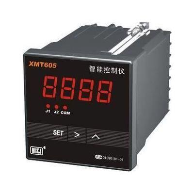 汇邦制造 XMZ605B智能控制仪 XMT605两路继电器