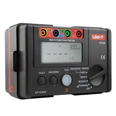 优利德  多功能电气测试仪  UT526