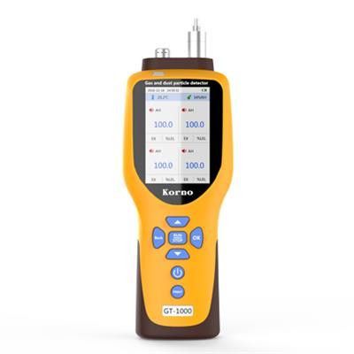 科尔诺便携式四合一检测仪GT-1000-W4(氨气 氧气  氯化氢 氟化氢)