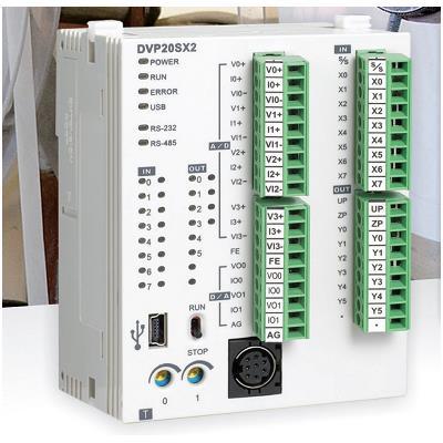 Delta台达DVP04TC-S数字模块可编程控制器PLC