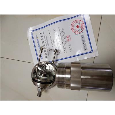 三德SDACM3100氧弹 量热仪氧弹 苯甲酸 点火丝 电极 充氧仪