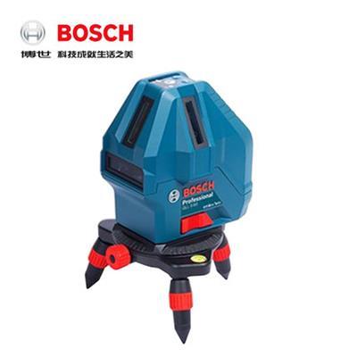 博世BOSCH激光水平仪3线标线仪高精度亮度GLL3-15X