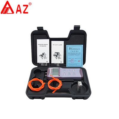 衡欣AZ8215精密电子压力计空气数字微压差计数显负压计压力表
