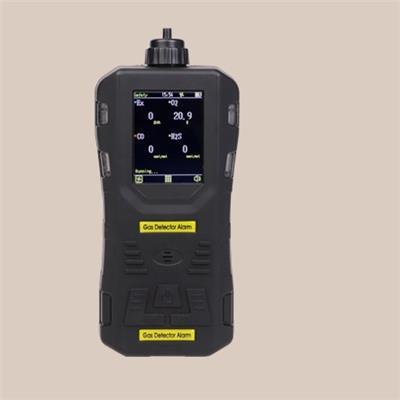 中安仪器 S316  四合一气体检测仪 泵吸式气体检测报警仪
