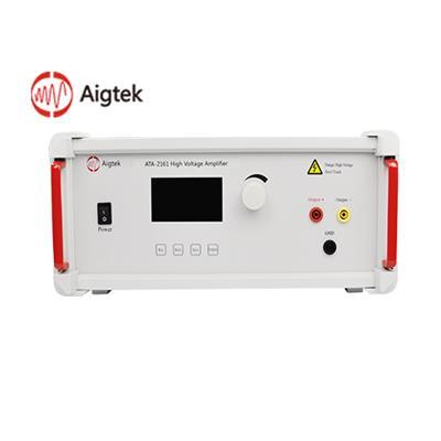 西安安泰电子高压功率放大器驱动压电陶瓷容性负载