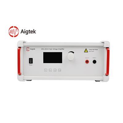 Aigtek高压放大器用来驱动超声换能器