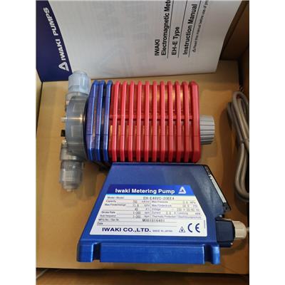 日本IWAKI易威奇EH-E46VC-20EE4电磁计量泵