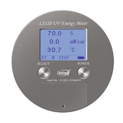 林上科技 LS120 UV能量计 UV能量测试测量仪 LED 紫外线