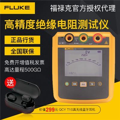 美国福禄克FLUKE Fluke 1535 2500V 绝缘电阻测试仪