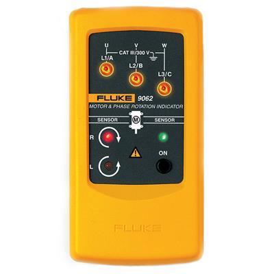 福禄克FLUKE 9062 相序表 马达测试仪