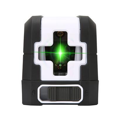 优利德 LM570LD 高精度十字激光水平仪绿光两线便携式水平贴地仪