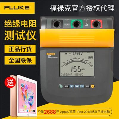 美国福禄克FLUKE Fluke1555KIT 10000V绝缘电阻测试仪套件