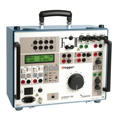 Megger  sverker750单相继电保护测试仪