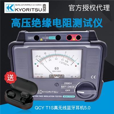 日本共立 绝缘电阻测试仪 KEW3121B
