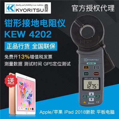 日本共立 接地电阻测试仪 KEW 4202