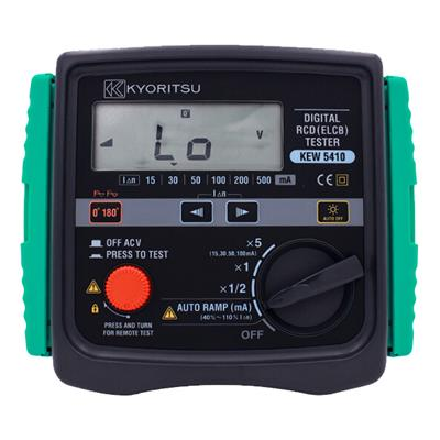 日本共立 漏电开关测试仪 KEW 5410