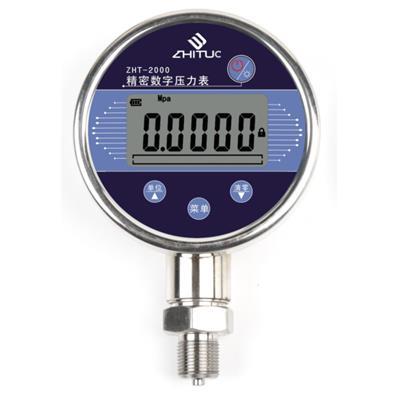 智拓 ZHT-2000  精密数字压力表