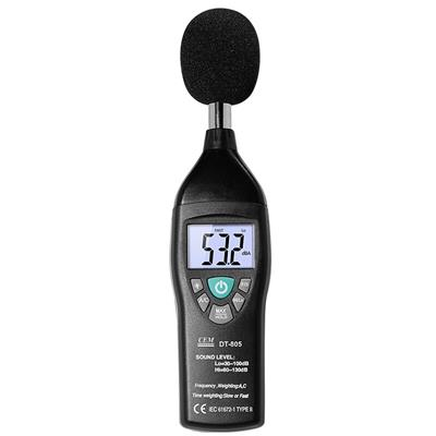 CEM华盛昌 噪音计 DT-805
