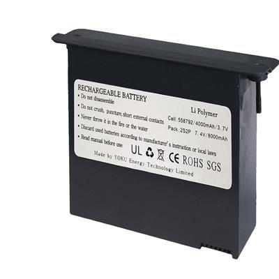 利利普4000毫安时电池