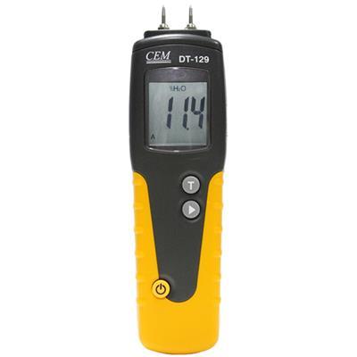 CEM華盛昌 專業木材水份溫濕度測試儀 DT-129