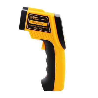 非接触红外线测温仪 希玛工业红外线测温枪 高温计手持式AR852B+