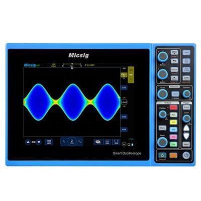 Micsig麦科信 数字智能示波器 STO1152C(含电池+五种总线解码)