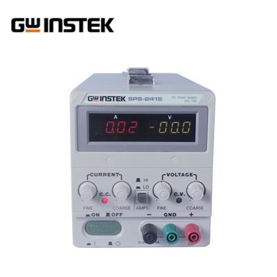 台湾固纬GWINSTEK 电源 SPS-2415